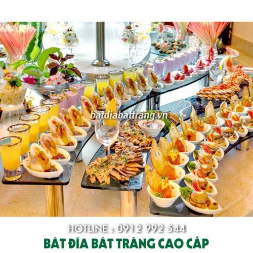 Nhà máy sản xuất bát đĩa nhà hàng buffet, cung cấp chén dĩa tại Bình Dương