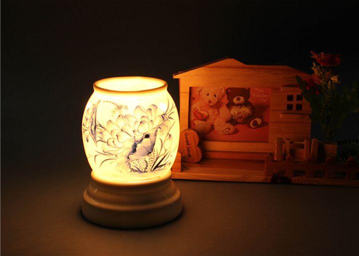 đèn tinh dầu