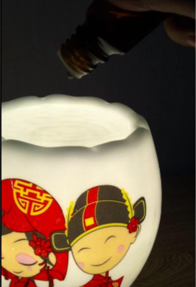 đèn tinh dầu điện