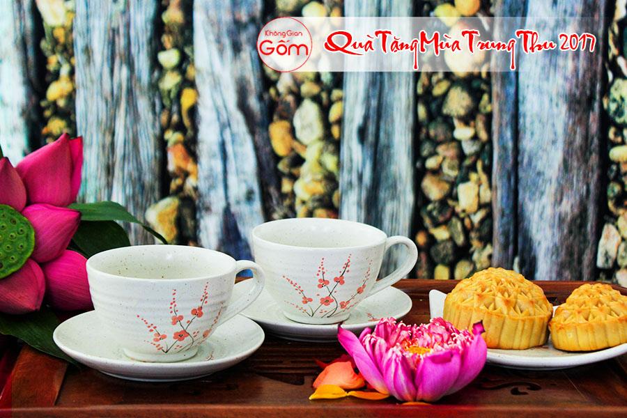 quà tặng mùa trung thu 2017, bộ ấm trà đẹp, quà biếu trung thu 2017, trung thu tặng quà gì cho người yêu, quà trung thu 2017