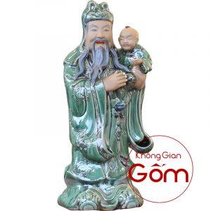Bộ tượng tam đa-Phúc