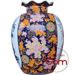 Vò quả hồng cổ đại Băng Lam