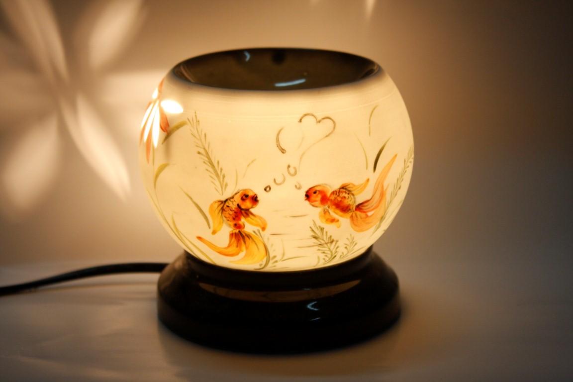 lợi ích của đèn xông tinh dầu