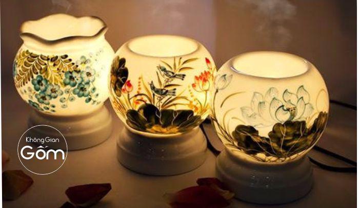 Những điều cần lưu ý khi sử dụng đèn xông tinh dầu