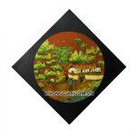 tranh gốm đẹp tranh gốm đỏ tranh gốm đồng quê tranh và gốm tranh vẽ gốm sứ tranh đồng quê gốm bát tràng bán tranh gốm giá rẻ