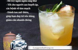 10 công dụng của rượu bưởi còn tốt hơn thuốc