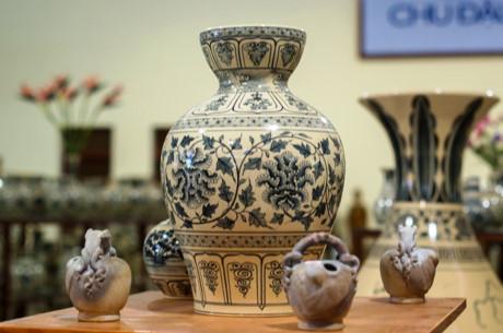 Gốm Chu Đậu - dòng gốm nổi tiếng trong lịch sử Việt Nam