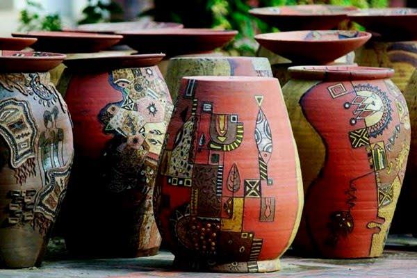 Gốm Phù Lãng mang những nét đẹp mộc mạc