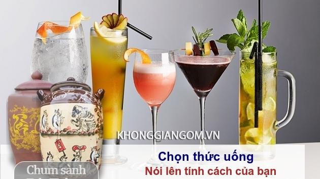 thức uống yêu thích nói lên tính cách của bạn