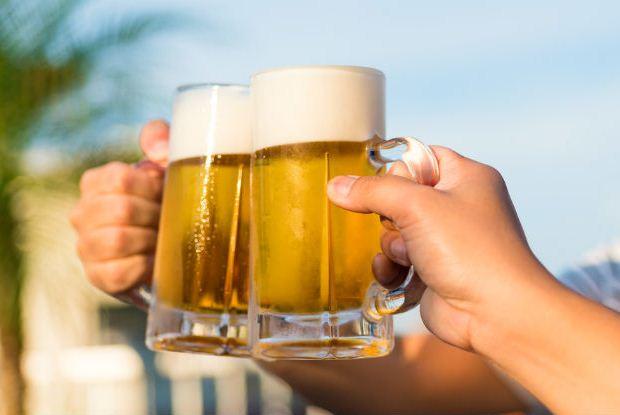 Uống rượu bia như một phương thức xa giao ,mang tính chất văn minh văn hóa không ồn ào xô bồ