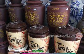 Hũ đựng gạo Tài Lộc - Quà Tặng tết 2019 ý nghĩa