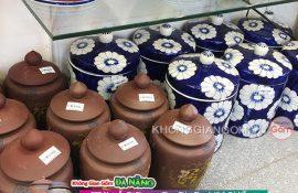 Hũ đựng gạo - quà tặng tết được bán chạy nhất