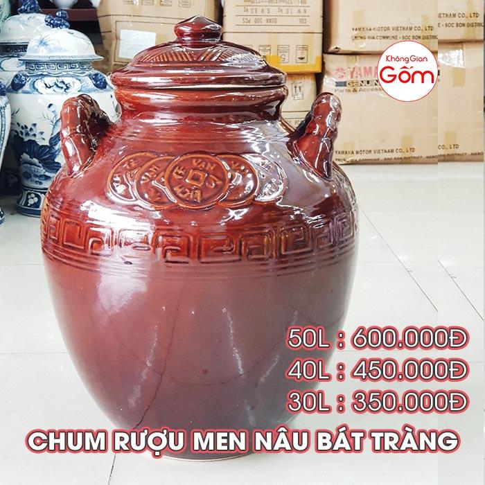 Chum ngâm rượu - Quà tặng tết 2019 ý nghĩa