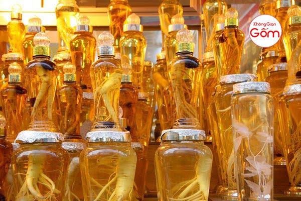 Bình thủy tinh ngâm rượu 30L mua ở đâu tại Tphcm >> XEM BẢNG GIÁ
