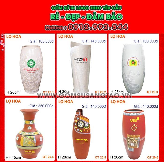 In logo quảng cáo lên sản phẩm - Công ty cung cấp quà tặng khuyến mãi