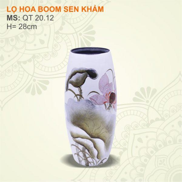 Xưởng sản xuất bình hoa gốm sứ theo yêu cầu tại Bà Rịa Vũng Tàu