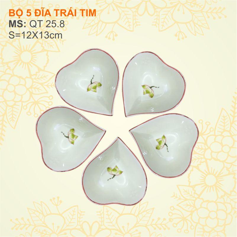 Quà tết doanh nghiệp in logo - Quà tặng gốm sứ Rẻ đẹp, Chất lượng