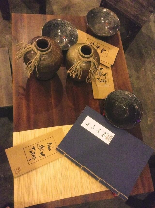Xưởng chuyên cung cấp lu trà sữa, lu trà chanh, lu uống rượu cổ trang