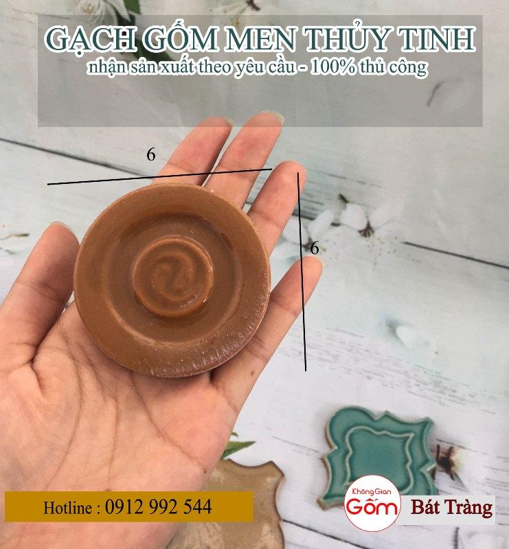 Gạch gốm men thủy tinh T1