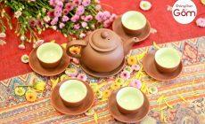 Xưởng sản xuất ấm trà tử sa làm quà tặng tại Đồng Nai