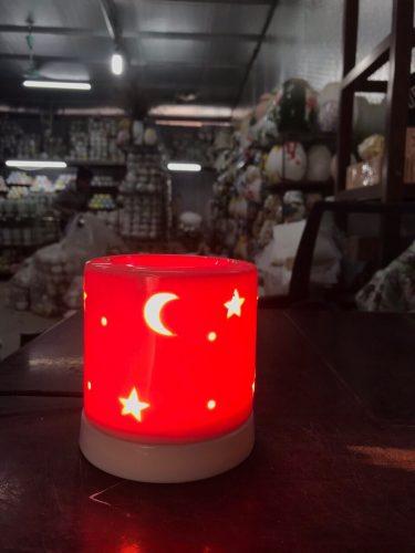 Đèn xông tinh dầu sứ bát tràng