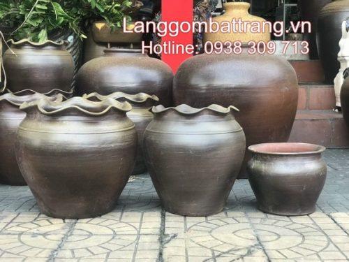 Chum sành gốm sứ Bát Tràng