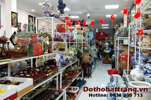 Cửa hàng gốm sứ quà tặng tphcm