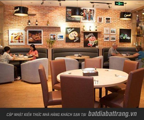 Kinh doanh nhà hàng có đặc điểm gì? Tìm hiểu đầu tư mở nhà hàng