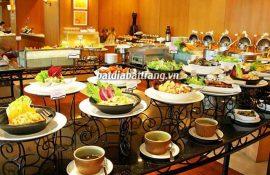 Tiệc cưới buffet sang trọng nhưng vẫn tiết kiệm chi phí nhất
