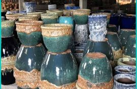 Pottery ASIA - Cung cấp gốm sứ xuất khẩu sang nước ngoài