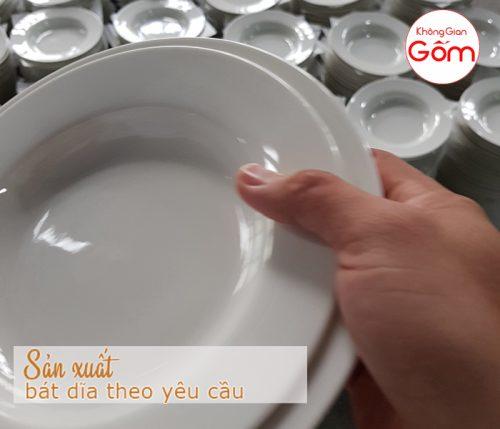 Địa chỉ doanh nghiệp sản xuất bát đĩa xuất khẩu theo yêu cầu tại Đồng Nai