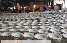 Công Ty sản xuất bát đĩa sứ xương hàn quốc tại Bà Rịa Vũng Tàu