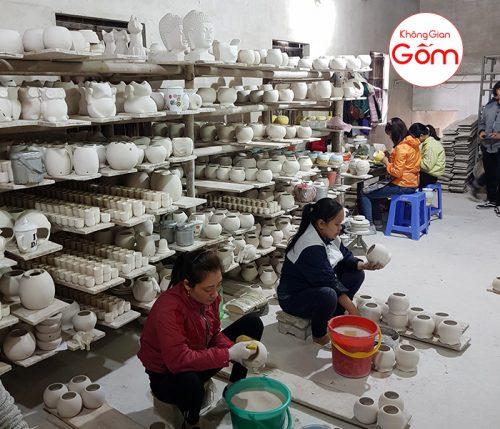 Doanh nghiệp sản xuất gốm sứ quà tặng tại Bà Rịa Vũng Tàu