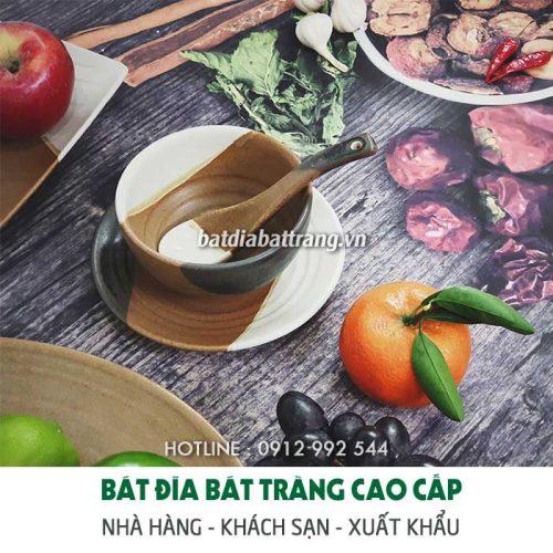 Đầu tư bát đĩa gốm sứ Bát Tràng cao cấp cho nhà hàng khách sạn