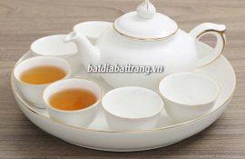 Các mẫu bộ bình trà nhà hàng khách sạn đẹp và được yêu thích nhất