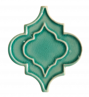 Gạch gốm men thủy tinh T2